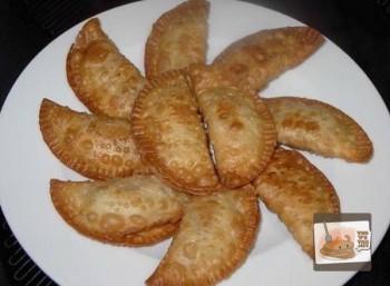 Empanadillas de atún a la italiana
